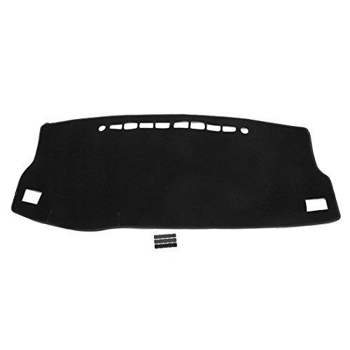 DealMux coche interior del tablero de instrumentos de la rociada Mat Sun cojín de cubierta de la alfombra por un Toyota Corolla 2014-2016