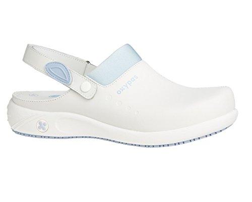 Oxypas, Mules pour Femme bleu clair