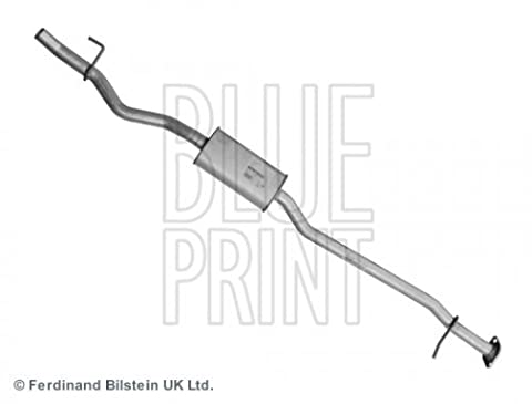 Blue Print ADN16020 Mittelschalldämpfer (mitte)