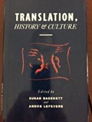 Translation, History and Culture