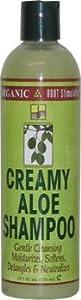 ORS Shampoo Olive Oilcreamy Aloe 370 ml by Organic Root Stimulator