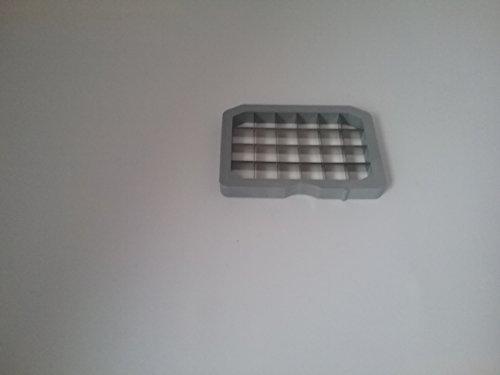 Bosch Gitter Klinge 13x13 vom Würfelschneider T. Nr.633442 für MUM Küchenmaschine -