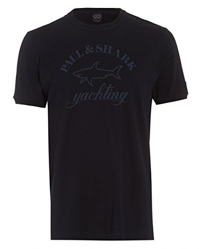 Used, Paul and Shark Men's Yachting Logo T-Shirt Navy XL for sale  Delivered anywhere in Ireland