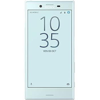 Sony Xperia X Compact Smartphone da 32 GB, Blu
