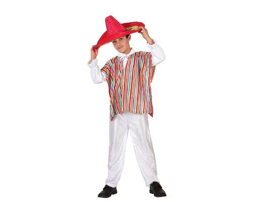 Generique - Mexiko - Kostüm für Jungen