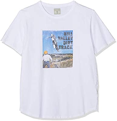 Scalpers PIC Dirty Track Camiseta, , X-arge (Tamaño del Fabricante:X) para Hombre