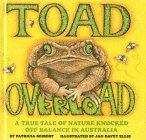 Toad Overload by Patricia Seibert (1996-03-01)