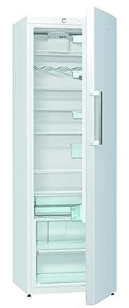 gorenje r6192fw k hlschrank a h he 185 cm k hlen 368 l wei dynamic cooling. Black Bedroom Furniture Sets. Home Design Ideas