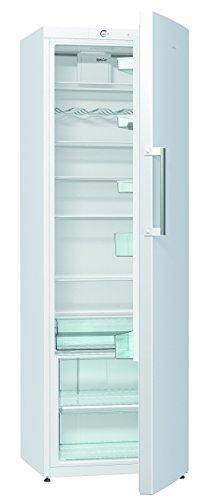 Gorenje R6192FW Kühlschrank / A++ / Höhe 185 cm / Kühlen: 368 L / Weiß / Dynamic Cooling-Funktion / 7 Glasabstellflächen