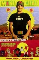 MANU CHAO La Radiolina Music Poster