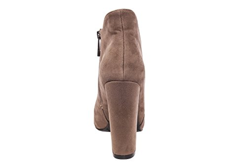 De Am4047 Ankle Taupe Andres Machado Ante Boot xtRv5Iwq