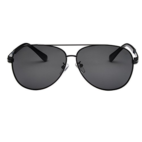 Sunbo - Lunettes de soleil - Homme Noir/gris