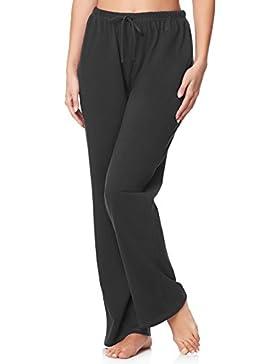 Ladeheid Pantalones de Pijama para Mujer LA40-119