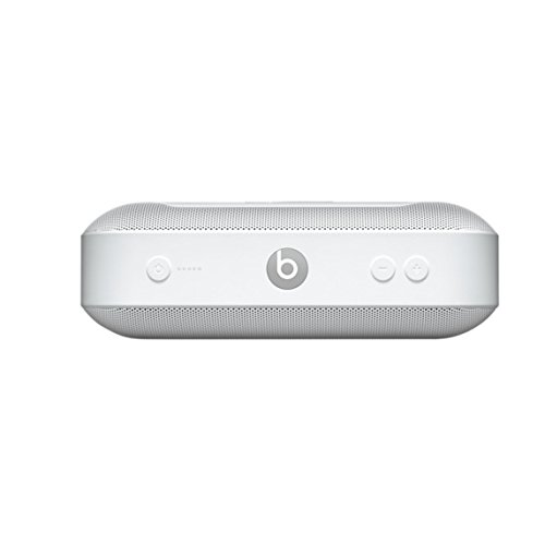Beats by Dr. Dre Beats Pill+ Stereo portable speaker White - Portable Speakers (2.0 channels, Wired & Wireless, Bluetooth/3.5 mm, 1.5 m, Stereo portable speaker, White)