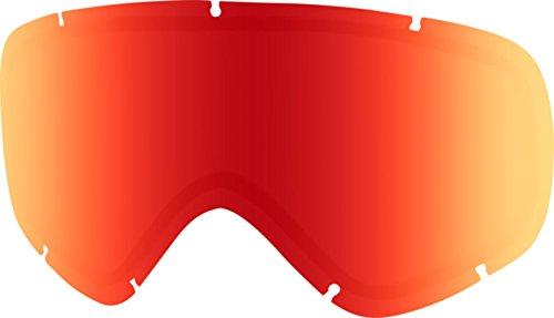 Brillenzubehör Anon Helix 2.0 Lens Red Solex