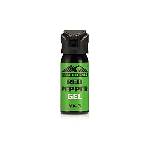 First Defense MK-3 Pepper Gel 09FD007