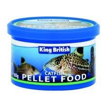 Beaphar King British Catfish Pellet 65 g