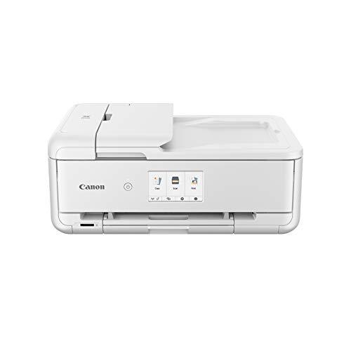 Canon Pixma TS9551C Imprimante à jet d'encre, blanc