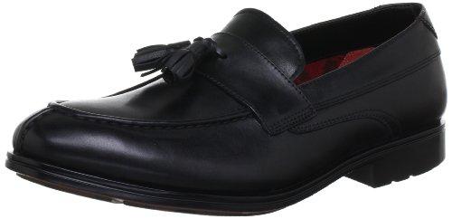 Rockport France Fw Slip On Tassel, Chaussures à lacets homme Noir (Black)