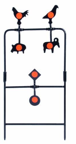 Gamo Zieleinrichtung Spinner Target, schwarz, 203230 des Herstellers Gamo