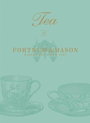 Tea at Fortnum & Mason by Emma Marsden (2012-04-01)