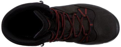 Elten Lowa Boreas Work High Ts S3, Chaussures de sécurité Homme Noir (Schwarz)