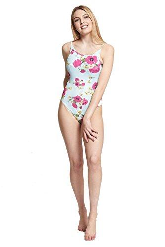 Divadames Damen Body / Einteiler Body Mint