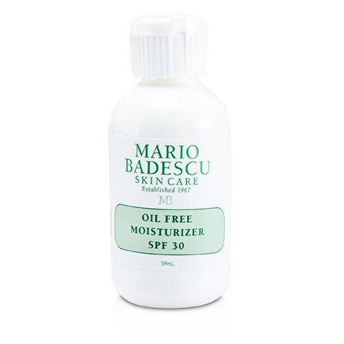 Mario Badescu Oil Free Moisturizer SPF 30 - For Combination/ Oily/ Sensitive Skin Types 59ml
