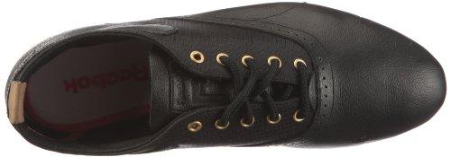 Reebok BRYLIE J85377, Sneaker donna Nero (Schwarz (BLK/CINNAMON/WHT/BRA))