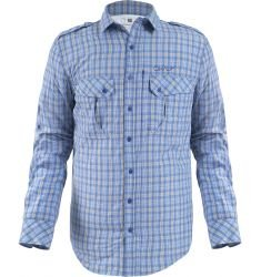 chemise look baroudeur pour la rando et les voyages homme CIMALP ACAPULCO