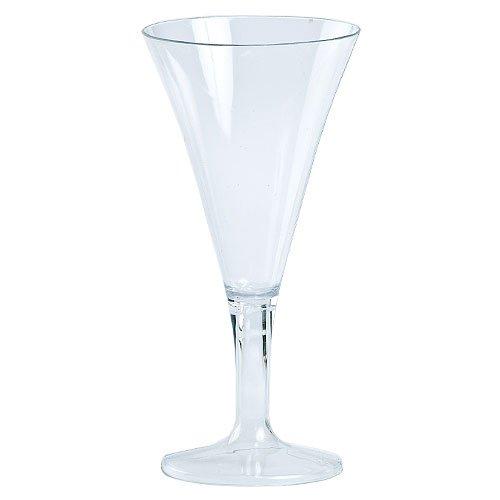 gs Martini-Glas, Mini, transparent, 10 Stück ()