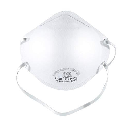 Atemschutzmaske FFP2 Maske Atemschutz Mundschutz Atemschutzmaske zur Prophylaxe Schmierinfektionen & Tröpfcheninfektionen (1PCS)