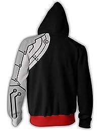 Streng Assassination Classroom Anime Kapuzen Sweatshirt Hoodie Pullover Kapuzenpulli Kleidung & Accessoires