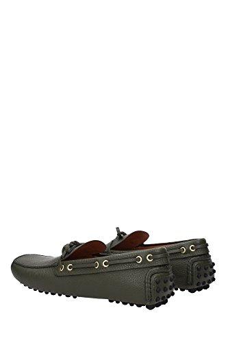 Mokassins Car Shoe Herren - (KUD006OLIVADAINO2) EU Grün