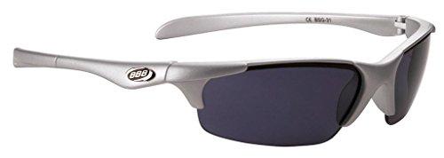 BBB Sonnen und Sportbrille Kids BSG-31 Sonnenbrillen Mattsilber one Size