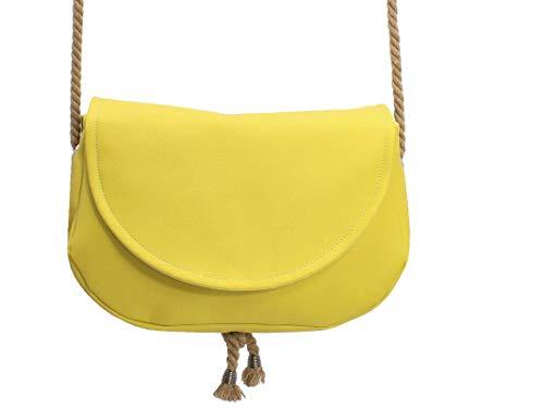 Gelbe Tasche - 4