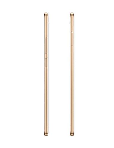 Nubia NX531J Z11 Smartphone (13,9 cm (5,5 Zoll), 64GB interner Speicher, 6GB RAM, 16 Megapixel Kamera, Android OS V6.0.1) schwarz/Gold