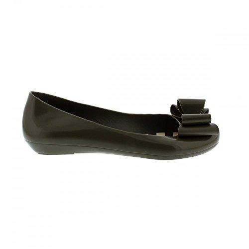 Zaxy Pop Bow 2 Damen Schuhe Khaki Khaki
