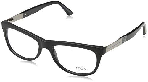 Tod's tod's brillengestelle to5124 montature, nero (schwarz), 54.0 uomo