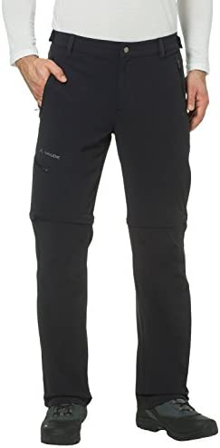 VAUDE Farley Stretch T-Zip II, Pantalone Lungo Uomo, Nero, 48 48 48 | Lascia che i nostri beni escano nel mondo  | Nuovo Prodotto  6292db
