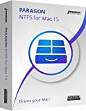 Paragon NTFS pour Mac 15 (versions anglaise, française, italienne, espagnole, allemande) Accès complet en lecture/écriture!