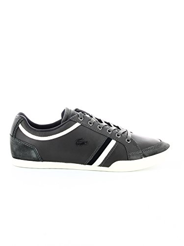 Lacoste Rayford 2 726SRM30106C9, Sneaker uomo, Gray - Grey, 40