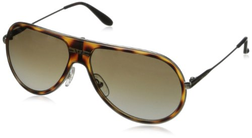 Carrera Unisex-Erwachsene 89/S HA 8EN Sonnenbrille, Havana Light Gold/Brown Faded, 61