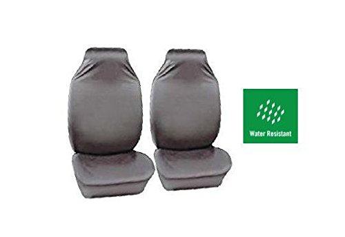 LAND ROVER RANGE ROVER 81-98-resistente, protezione per seggiolino, 1 pezzo, colore: grigio/frontale impermeabile