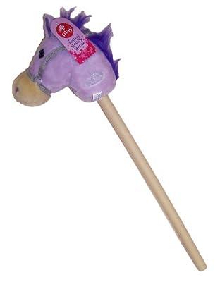 Magic Hobby Horse with Sound - Purple - Starshine