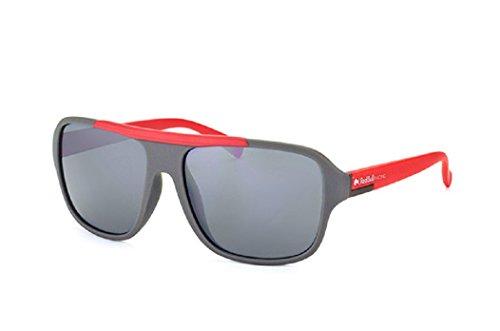 Red Bull Racing Sonnenbrille RBR 263 010 light grey - red matt