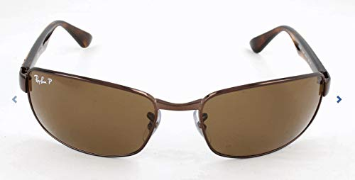 Ray-Ban Herren Mod. 3478 Sonnenbrille, Braun, 60
