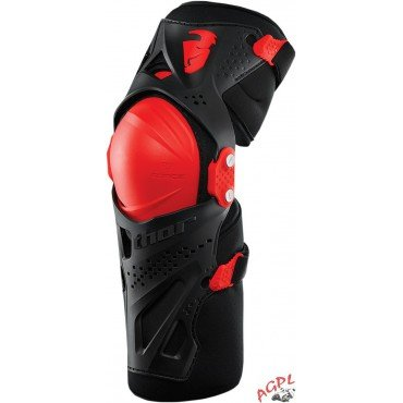 genouilleres Force XP Knee Guard rouge-2 x L/3 x l-thor-2704 – 0364