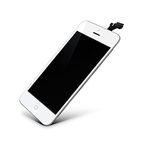 GIGA Fixxoo iPhone 4s Display weiß LCD Ersatz Für Touchscreen Glas Reparatur