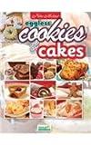 Home Made Eggless Cookies & Cake